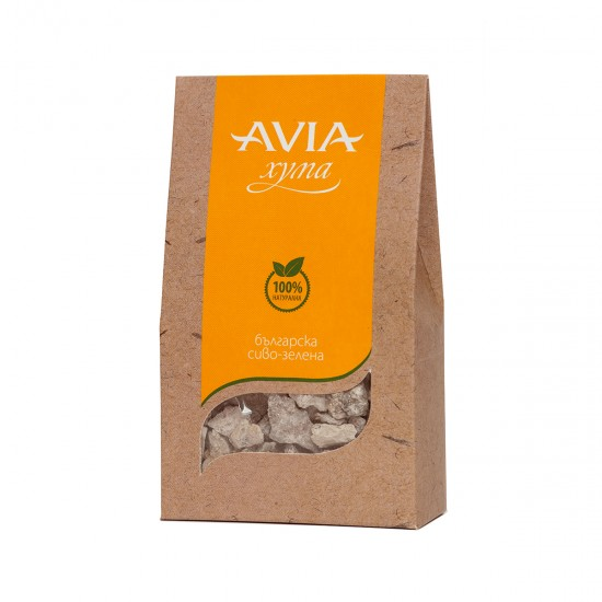 AVIA Gray-Green (Sage) 100% Natural Fuller's Earth chunks