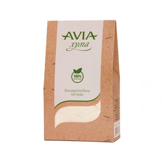 AVIA White 100% Natural Fuller's Earth powder