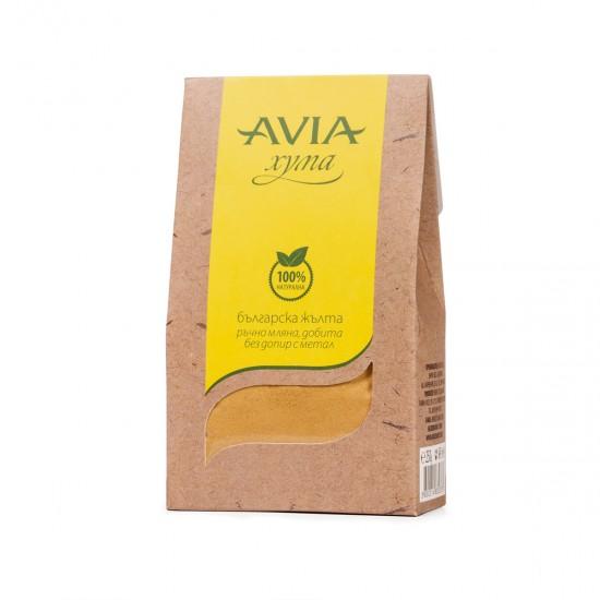 AVIA Yellow 100% Natural Fuller's Earth powder