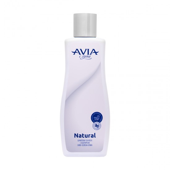 AVIA Natural Fuller's Earth Shampoo