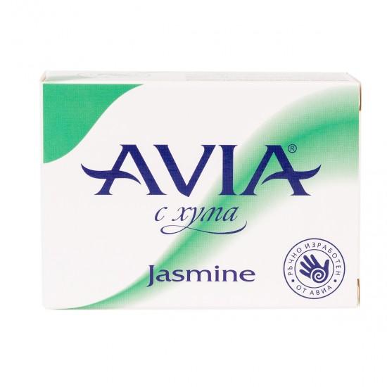 AVIA Jasmine Fuller's Earth Soap